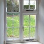 timber windows inside